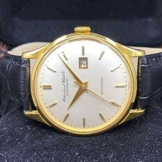 IWC 1963 vintage Mens watch Automatic