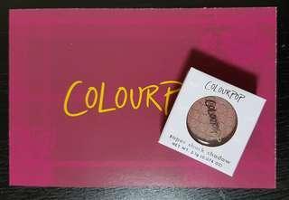 🚚 COLOURPOP | WATTLES SUPER SHOCK SHADOW