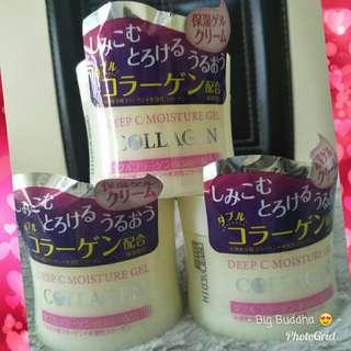 Daiso Collagen Deep C Moisture Gel