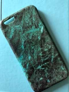[Marble] iPhone 6 Marble Casing in Green