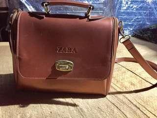 Tas Coklat Zara