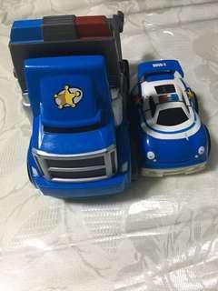 Mega block cars