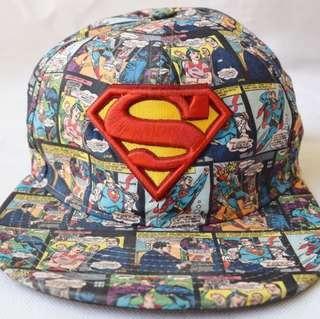 Superman / Batman cap