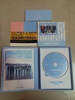Wanna One TBO Sky Ver. Album