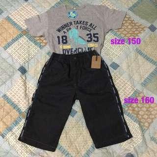 boy t-shirt & short set🤹♂️from japan🤹♂️