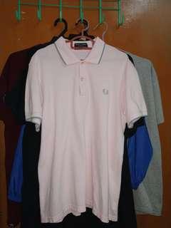 Fred Perry Tshirt(Collar T shirt)