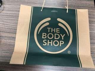 Goody bag Body Shop