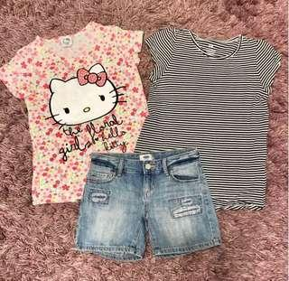a11c6d7ac *REDUCED* Girl Bundle Set ( 8T ) Old Navy / H&M / Hello