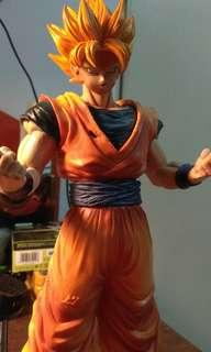 Banpresto Dragon ball Super saiyan son goku Grandista