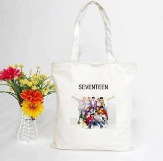 [PREORDER] Seventeen Totebag