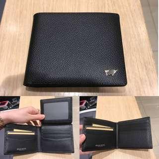 Braun buffel wallet man original black