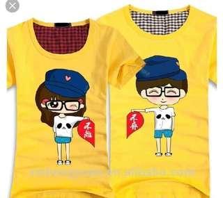 Couple shirt for sale