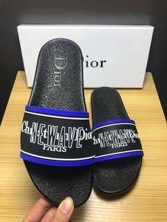 Dior Slides Slip On Slippers Authentic Quality