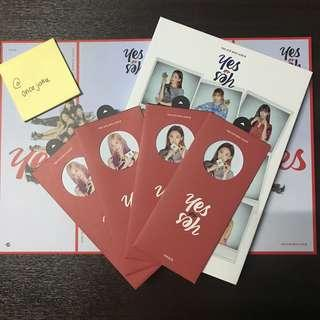 Twice - Yes or Yes Album (Unsealed)