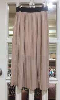 Promod Pleated Skirt