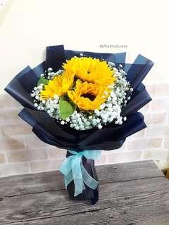 Fresh Flower 🌼🌻 Sunny Sunshine