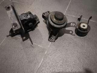 Engine mounting toyota vios 07-12 ncp93