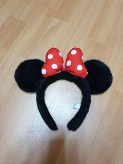 New tokyo disneyland Minnie hairband