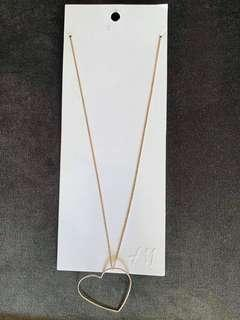 Brand New Auth H&M Long Necklace