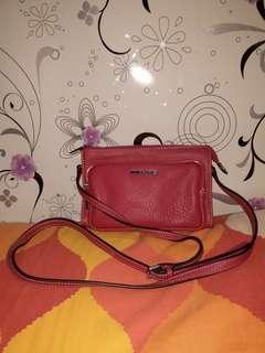 Nikki Jodi mini sling bag