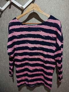 Pink or Purple You Decide Sweater