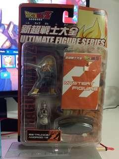 Dragon Ball Ultimate Figure Series Rare Gotenks