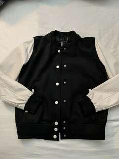 F21 Varsity Jacket