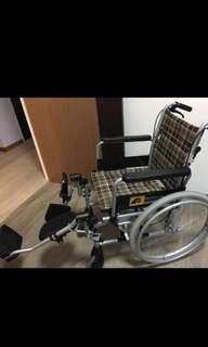 DNR Sanction Lightweight Elevating Wheelchair