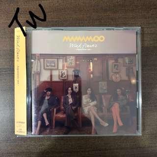 [WTS] MAMAMOO JAP ALBUM-WIND FLOWER REGULAR VER