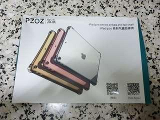 Ipad 2/3/4 clear casing and tempered glass