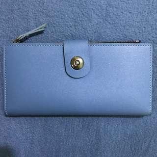 Plain Long Wallet