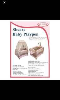 Baby's playpen