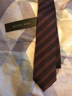 70% off Michel Rene Tie低於三折領帶/領呔