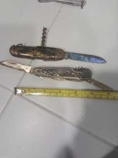 Vintage Pen Knife.