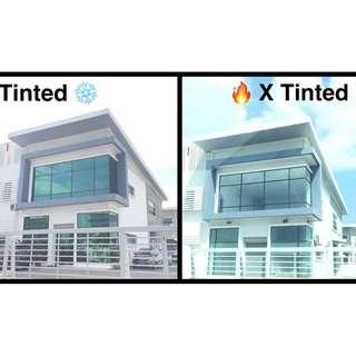 Premium Tinted Glass for Property