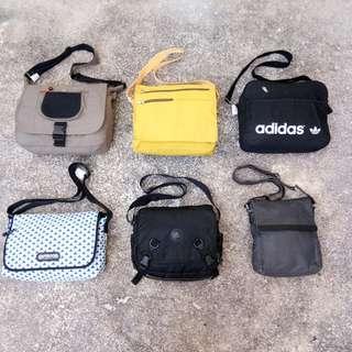 MESSENGER BAG SLING BAG