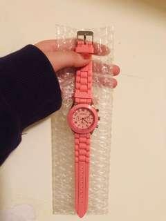 🚚 馬卡龍手錶❤️