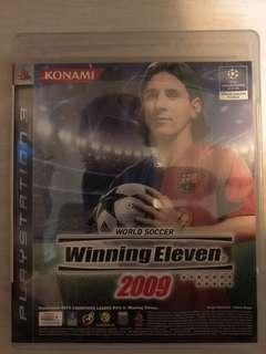 PS3 Winning Eleven 2009