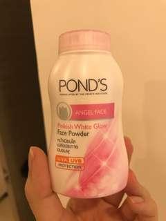 Ponds face powder UVA UVB