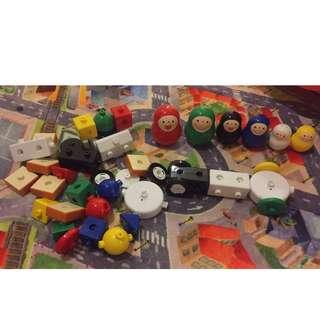 Benesse educational toy