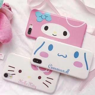 [PREORDER] Sanrio Phone Case