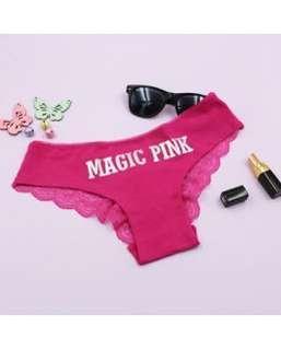 Sexy Pink Panties