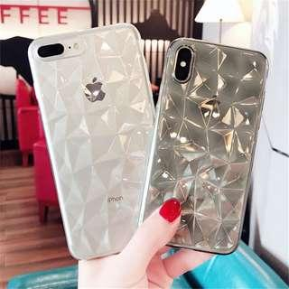 [PREORDER] Diamond Texture Phone Case
