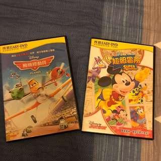 兒童DVD 兩隻