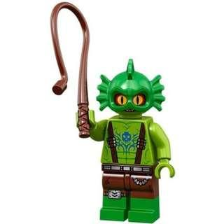 Lego Movie 2 Collectible Minifigures (MISP) - Swamp Creature