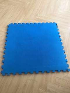 Used Gym Puzzle Mat