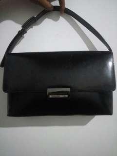 Hand bag Braun Buffel
