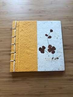 再造紙筆記簿 Recycled Notebook