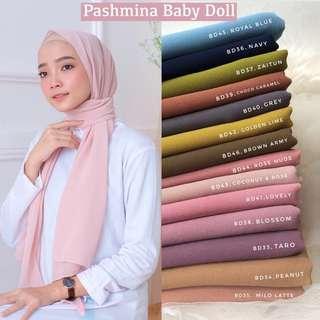Pashmina Baby Doll