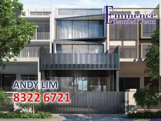 ⭐BELOW VALUATION⭐ PRICE REDUCED! TOP Obtained! Brand New 3.5 Storey Terrace @ D15 Lor 104 Changi